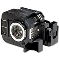 Electrified V13H010L56 Replacement Lamp with Housing for Epson Products