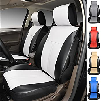 120906s black white 2 front car seat cover. Black Bedroom Furniture Sets. Home Design Ideas