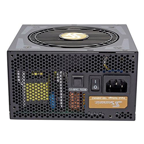 SeaSonic FOCUS Plus Gold 550 W 80+ Gold Certified Fully Modular ATX Power Supply