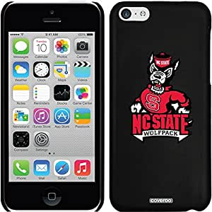 Coveroo iPhone 6 4.7 Black Thinshield Snap-On Case with NC State Mascot Design