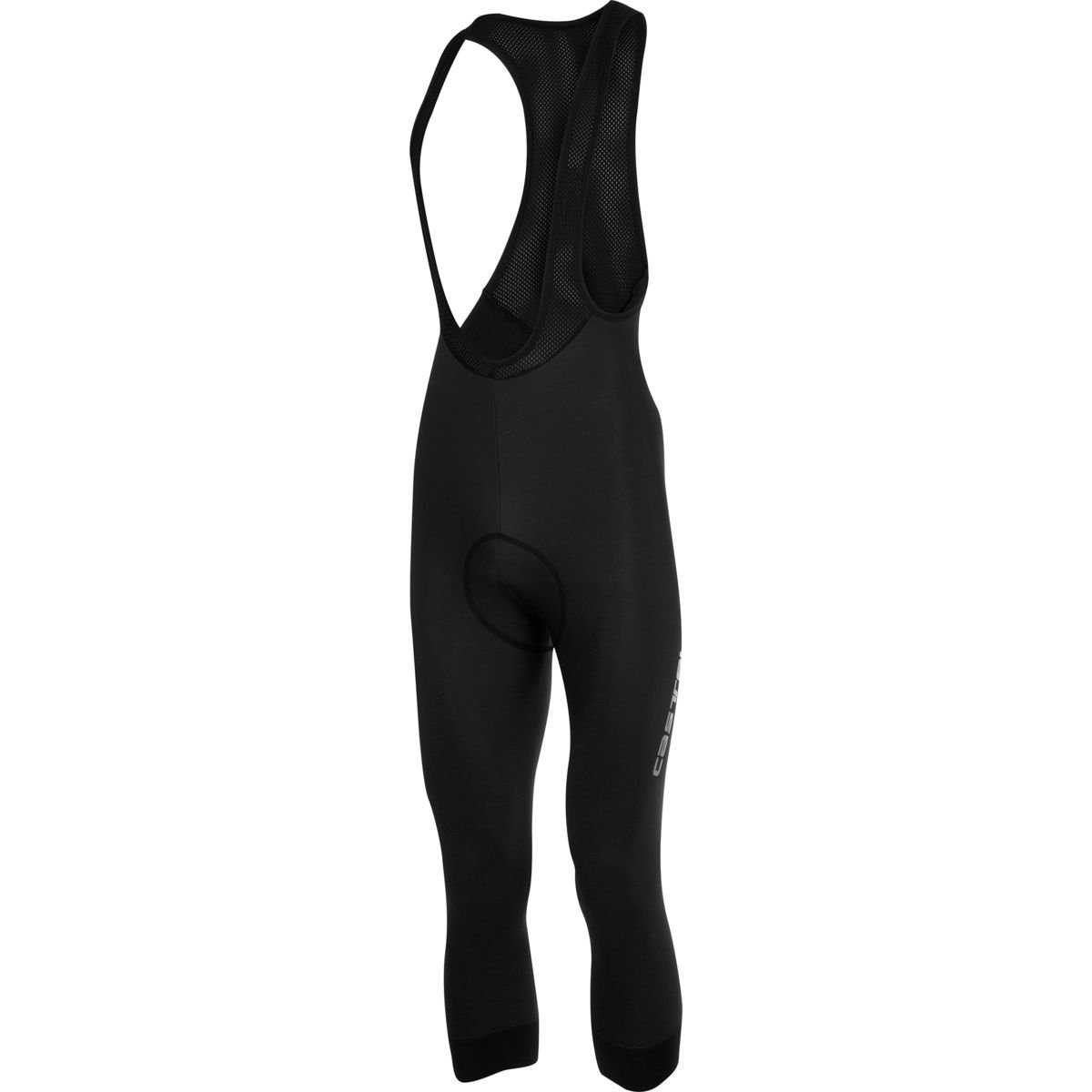 Castelli Nano Flex 2 Bib Knickers - Men's Black, 3XL