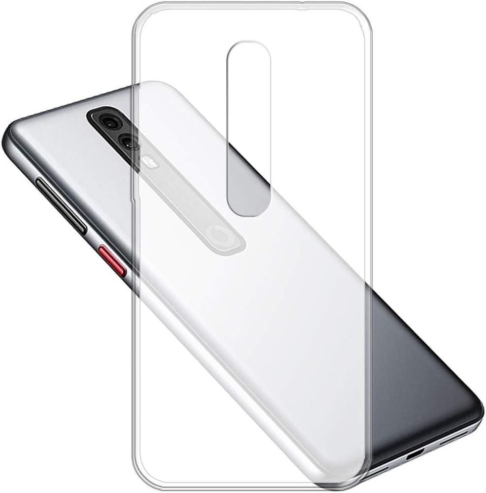 KP TECHNOLOGY Vodafone Smart V10 Funda, Vodafone Smart V10 Clear ...
