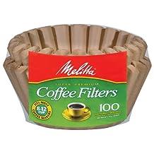 Melitta- U S A Inc 629092 Basket Coffee Filters