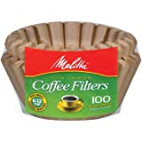 Melitta 629092 Basket Coffee Filters