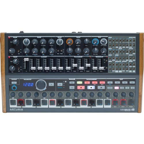 Used, Arturia MINIBRUTE 2S | MIDI USB Desktop Analog Synthesizer/Step for sale  Delivered anywhere in USA