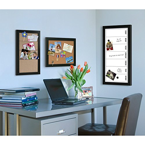 designovation-wyeth-framed-burlap-pockets-wall-organization-board-black