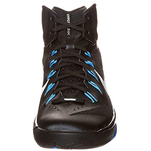 Nike Jordan Kids Jordan Jumpman Pro Bg Nero / Argento Metallizzato / Blu Fotografico