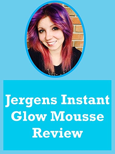 jargens-instant-glow-sunless-tanner-mousse-product-review-my-favorite-tanner
