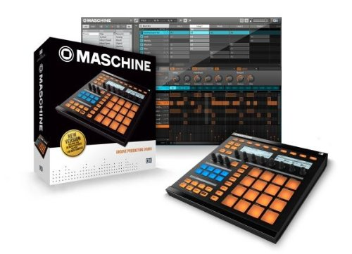 (Native Instruments Maschine Groove Production Studio (OLD MODEL))