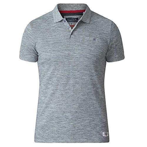 D555 - Polo - Camisa - con Botones - para Hombre Dunstan - Light ...