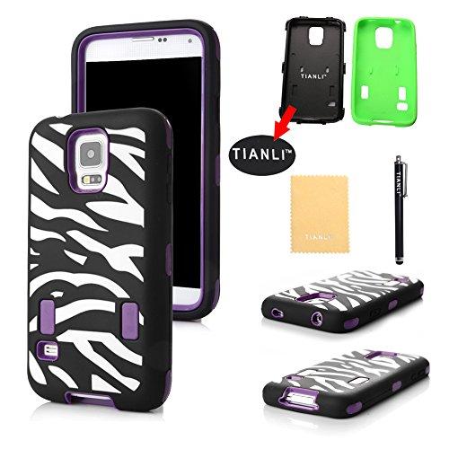 Zebra Design Protector Case - 8