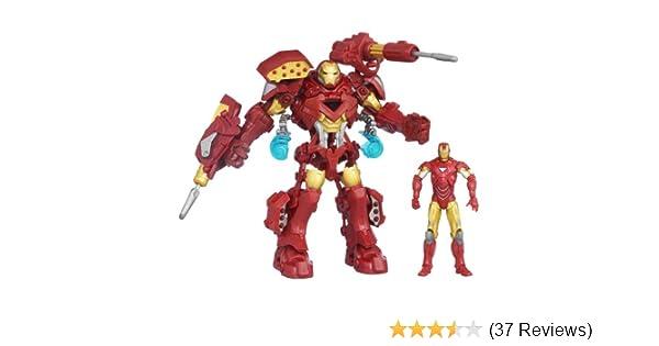 Amazon.com: Marvel The Avengers Concept Series Stark Tech ...
