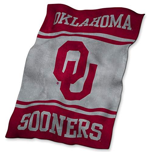 NCAA Oklahoma Ultrasoft Blanket