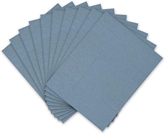 "15pcs 180 Grits Wet Dry Waterproof Sandpaper 9/"" x 11/"" Abrasive Paper Sheets"