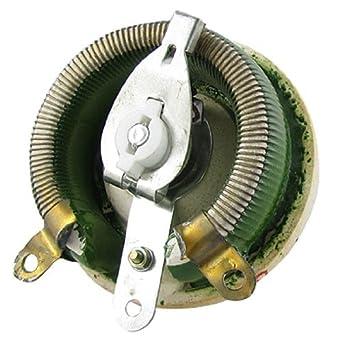 DealMux 15 OHM 100W Watt Rheostat amplificador de guitarra Rotary Resistor: Amazon.es: Industria, empresas y ciencia