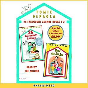 26 Fairmount Avenue, Books 1 and 2 Audiobook