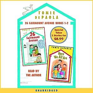 26 Fairmount Avenue, Books 1 and 2 Audiobook