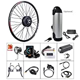 "Best Electric Bicycle Conversion Kits - BAFANG 26"" Rear Wheel E-Bike Conversion Kit Electric Review"