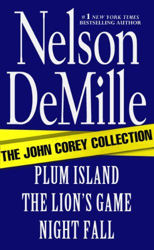 book cover of The John Corey Collection