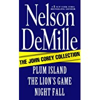 The John Corey Collection: Plum Island, The Lion's Game, and Night Fall Omnibus