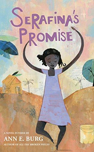 book cover of Serafina\'s Promise