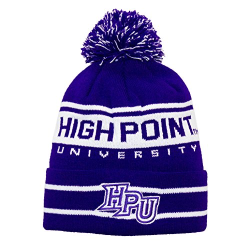High Point University Beanie - HPU Panthers Classic Knitted Hat Toboggan