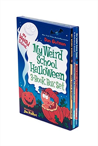 Books : My Weird School Halloween 3-Book Box Set