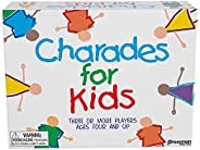 Pressman Charades for Kids -- The 'No Reading Required' Fam
