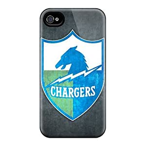 High Quality Shock Absorbing Case For iphone 6-san Diego Chargers