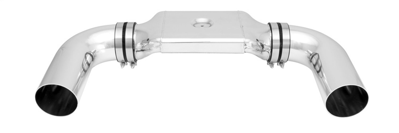 Spectre Performance 765 Low Profile Dual Sheet Metal Plenum Kit with 90° Tube