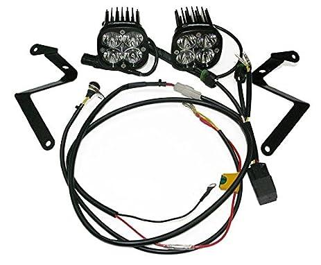 51XiJ0PvhBL._SX463_ amazon com baja designs bmw g650x led light kit squadron pro 497023