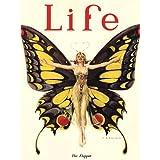 MAGAZINE 1922 LIFE BUTTERFLY DANCER ART POSTER PRINT 18x24 INCH LV1728