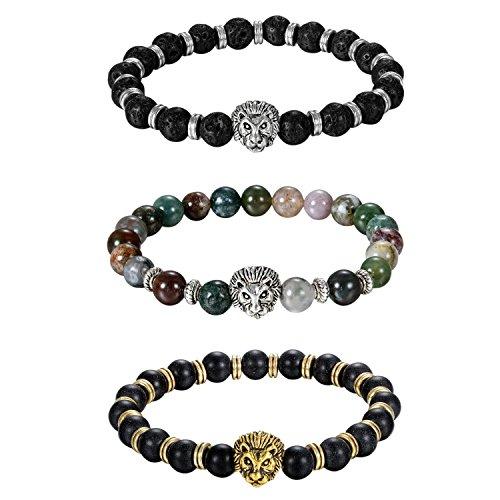 Bead Link Bracelet - 5