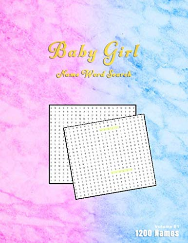 Baby Girl Name word search: Female finder word full of Girls names for mothers from around the world | Find your cute new daughters name and middle name