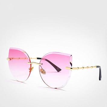 CCGKWW Mujeres Frescas Gafas De Sol Cat Eye Fashion Driver ...