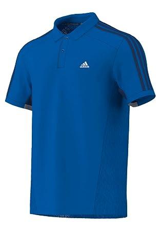 adidas 365 Polo Azul/Runwht, Hombre, Color Azul - Azul, tamaño S ...