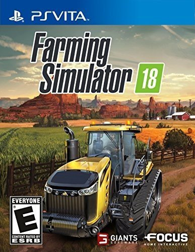 Farming Simulator 18 - PlayStation Vita by Maximum Games