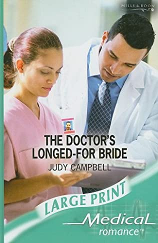 book cover of The Doctor\'s Longed-For Bride