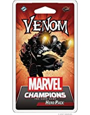 Marvel Champions: The Card Game - Venom Hero Pack | Marvel Card Game for Teens and Adults | Ages 14+ | for 1-4 Players | Average Playtime 45 - 90 Minutes | Made by Fantasy Flight Games