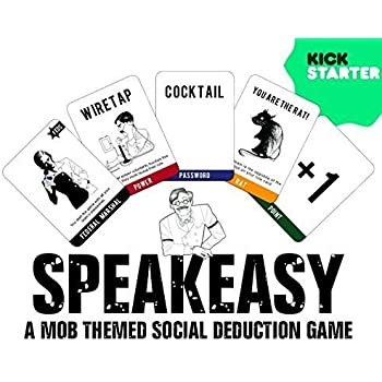 Waxwing Games Speakeasy by