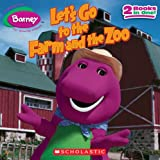 Barney: Lets Go to the Farm and the Zoo