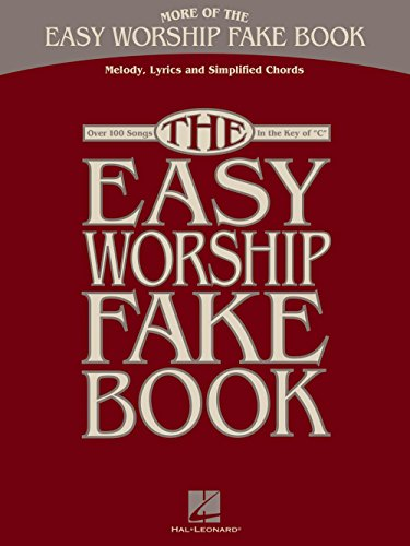 The Easy Worship Fake Book ()