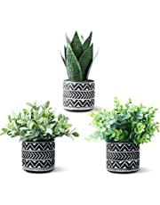 Artificial Smalal Potted Plants