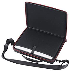 Smatree Hard Carrying Case for Apple Macbook Air 13.3 inch,Macbook Pro 13 inch,Macbook 12 inch,iPad Pro 12.9 inch with Shoulder Strap