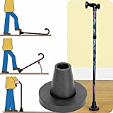 Two Cane tips self standing Best Value USA Patent Superior Cane Tip for