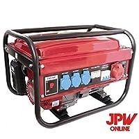Ek Generator 5500W monofasico trifasico 4Takt Benzin 15L