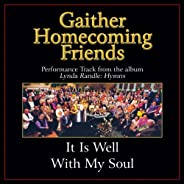 It Is Well With My Soul (Performance Tracks)