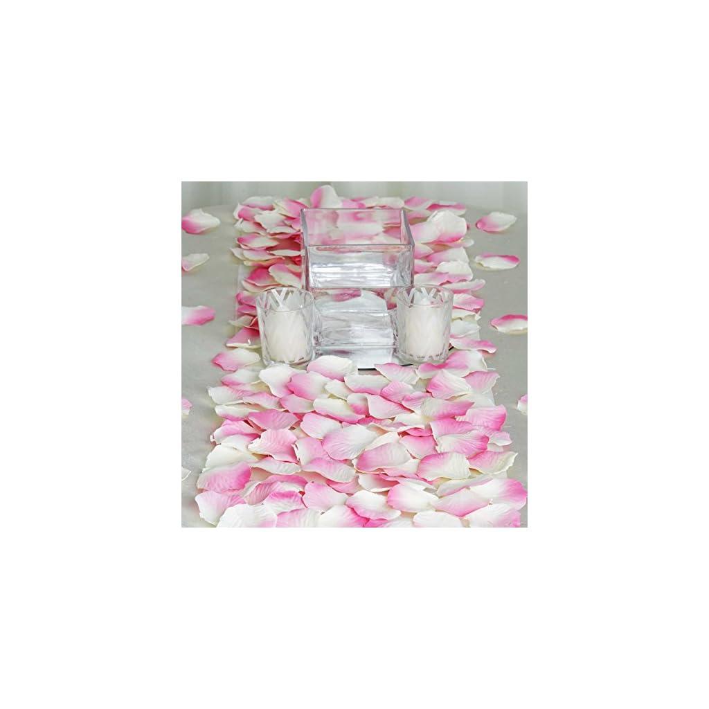 BalsaCircle-2000-Silk-Artificial-Rose-Petals-Wedding-Ceremony-Flower-Scatter-Tables-Decorations-Bulk-Supplies-Wholesale