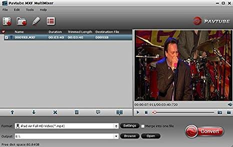 Amazon com: Pavtube MXF MultiMixer [Download]: Software