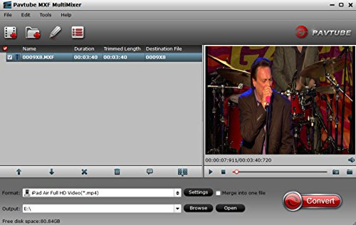 Amazon com: Pavtube MXF MultiMixer [Download]: Software